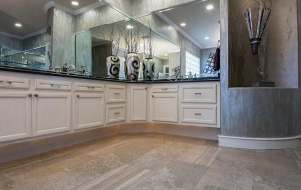 Master Bath Flooring