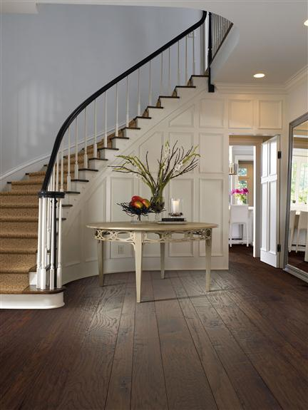 hardwood flooring in houston